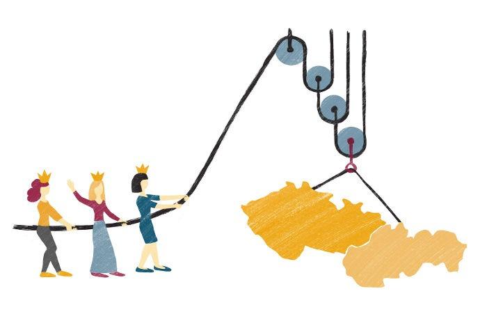 Ilustrace pro Otoč konuru